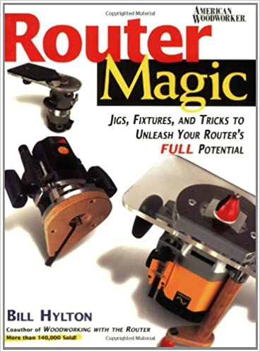 Woodworking Router Book