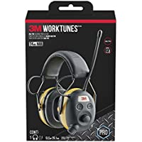 3M WorkTunes Hearing Protector with AM/FM Radio