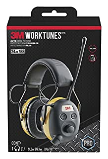 3M WorkTunes Connect Hearing Protector, Wired - 90541-80025T (B0013092CS) | Amazon price tracker / tracking, Amazon price history charts, Amazon price watches, Amazon price drop alerts