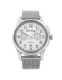 Breitling Transocean Mechanical-Hand-Wind Male Watch AB1411 (Certified Pre-Owned)