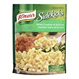 Knorr Sidekicks White Cheddar & Broccoli Pasta 143g, 8 count