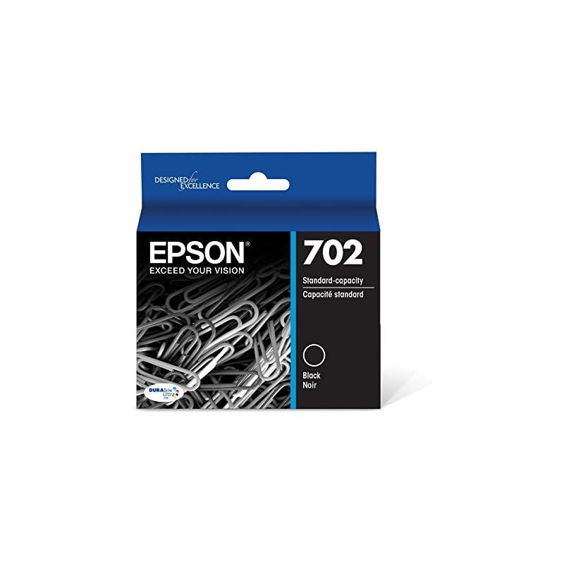 Epson T702120 DURABrite Ultra Black Stan