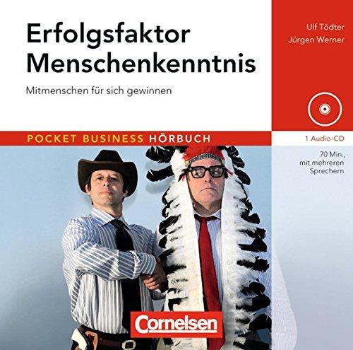 Pocket Business - Hörbuch: Erfolgsfaktor Menschenkenntnis: Hör-CD