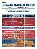 Belwin Master Duets (Flute), Vol 1: Intermediate