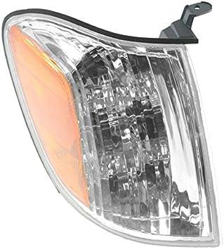 Passengers Signal Corner Marker Light Lamp Replacement for Toyota SUV Pickup Truck 81510-0C030