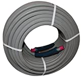 100 ft 3/8'' Gray Non-Marking 4000psi Pressure Washer Hose