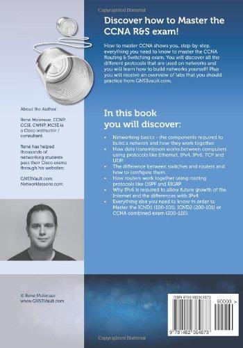 How to master ccna ren molenaar 9781482364873 amazon books fandeluxe Choice Image