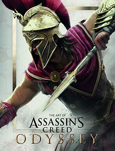 The Art of Assassin's Creed Odyssey by Titan Books