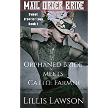 Mail Order Bride: ORPHANED BRIDE MEETS CATTLE FARMER: (Colorado Cowboys looking for Love: Sweet Frontier Love, Book 1)