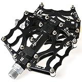 ROCKBROS Bearing MTB BMX Mountain Bike Pedals Platform Aluminum 9/16