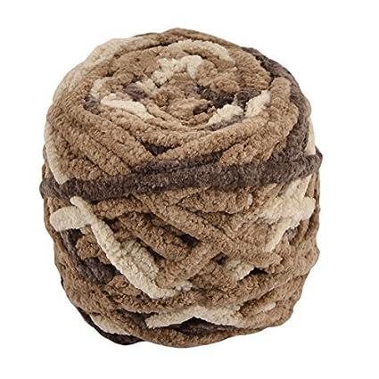 DealMux poliéster Household Festival Knitting Artesanato DIY Hat Blanket Scarf Fios 90g # 2