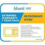Bharti Assist Global Private Limited 1 Year Extended Warranty for Microwave Oven (Rs.7001 - Rs.14000)