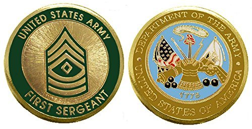 (Army Enlisted Ranks - First Sergeant