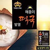 Field Ration Rice Cake Soup Korean Product with Heat Pack