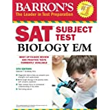 Barron's SAT Subject Test Biology E/M, 5th Edition