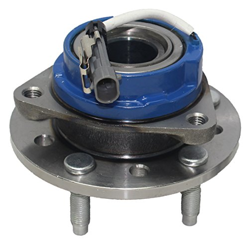 Brand New Front Wheel Hub and Bearing Assembly Alero, Grand Am, Malibu 5 Lug W/ ABS (Pontiac Abs Grand Am)