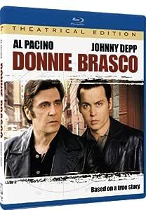 Donnie Brasco (Theatrical Edition) [Blu-ray]