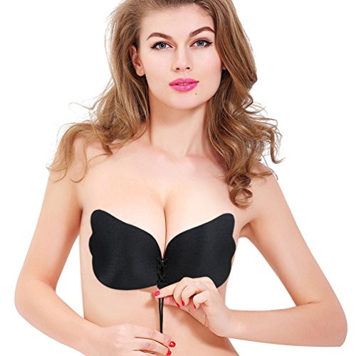 Invisible Strapless Bras for Wom...