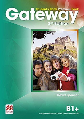 Gateway. Student's Book Premium - Pacote -B1+