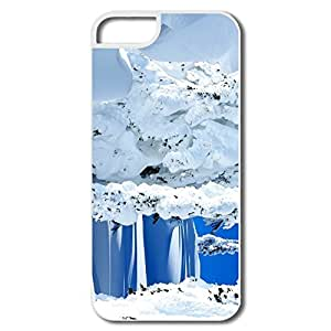 Winter Plastic Perfect Cover For IPhone 5/5s