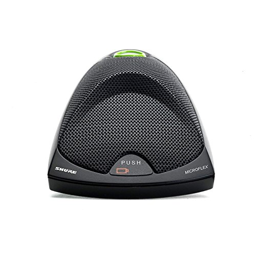 Shure MX690=-H5 Condenser Microphone (Cardioid)