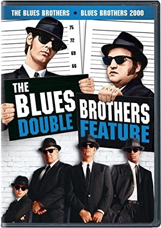 Amazon Com The Blues Brothers Double Feature The Blues Brothers Blues Brothers 2000 John Belushi Dan Aykroyd John Goodman John Candy Joe Morton Carrie Fisher J Evan Bonifant James Brown Aretha Franklin