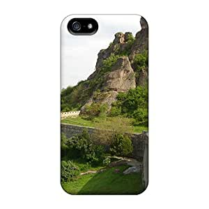 Tpu Shockproof/dirt-proof Belogradchik Rocks Cover Case For Iphone(5/5s)