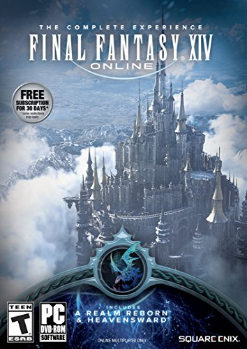 Final Fantasy XIV: Heavensward and Realm Reborn Bundle - PC (Pc Mmo)