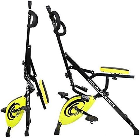 Double Crunch herramienta Fitness modalita Bicicleta Estática 2 ...