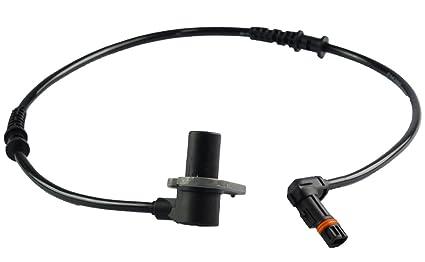 Amazon com: Bapmic 2105409108 Front Right ABS Wheel Speed Sensor for