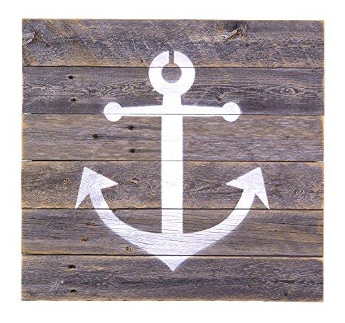 DAKODA-LOVE-Rustic-Anchor-Sign-Nautical-Decor-USA-Handmade-Reclaimed-Wood