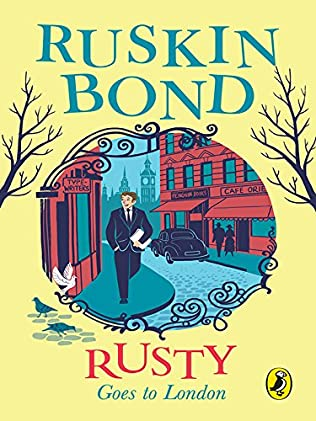 book cover of Rusty Goes to London