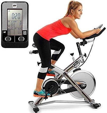 BH Fitness MKT JET BIKE PRO H9162RF - Bicicleta de interior (talla ...