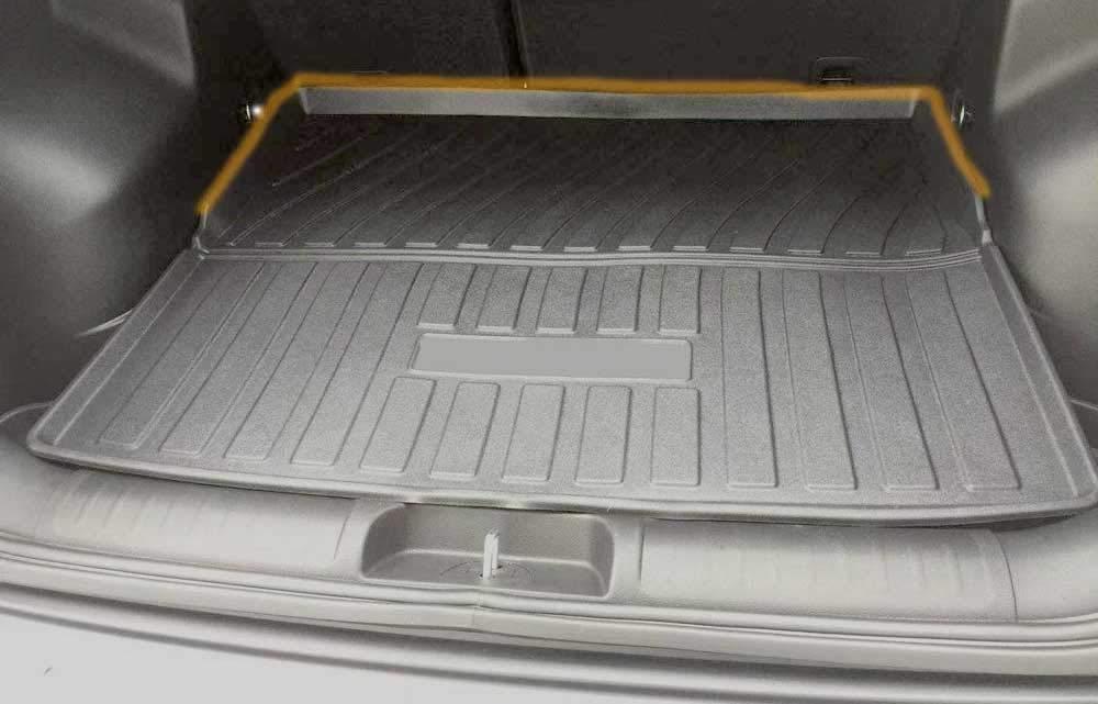 Caartonn Trunk Cargo Mat Cargo Tray Cargo Liner Trunk Cover 2020 Floor Mat for Jeep Cherokee 2019