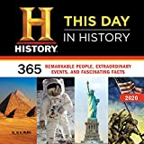 2020 History Channel This Day in History Wall Calendar: 365 Remarkable People, Extraordinary Events, and Fascinating Facts