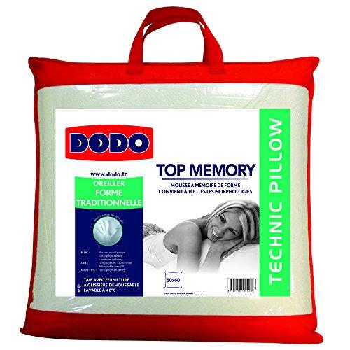 3307418042019 ean dodo ofm60 oreiller ergonomique 60x60. Black Bedroom Furniture Sets. Home Design Ideas
