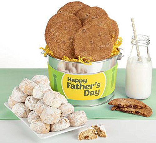 Holiday Buckets (Father's Day (Pecan Cookie Basket)