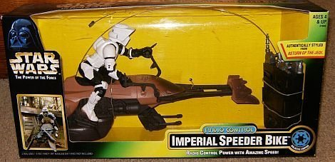 Star Wars Radio Control Imperial Speeder Bike