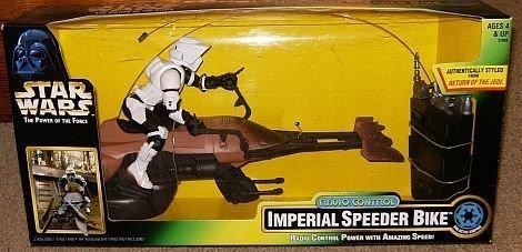 Star Wars Radio Control Imperial Speeder Bike