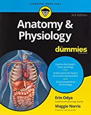 Anatomy & Physiology For Dummies (For Dummies (Math & Science)) (For Dummies (Lif