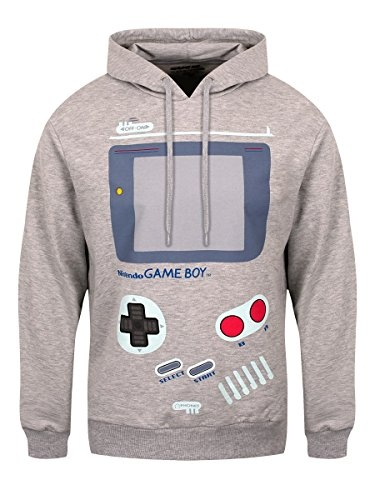 Bioworld - Sweat à Capuche Nintendo Gameboy - XXL