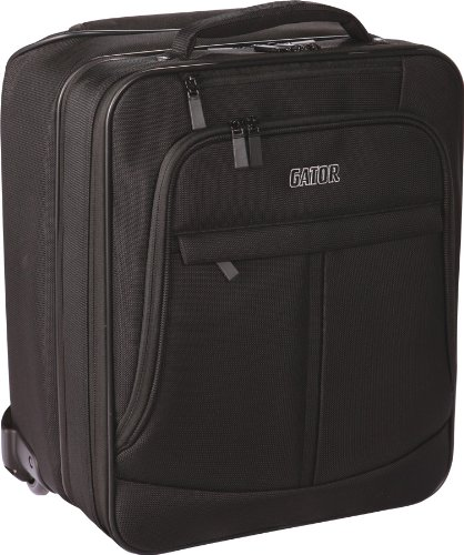 Carrying Accessories Projector Cases - Gator Laptop and Projector Bag with Wheels and Handle (GAV-LTOFFICE-W)