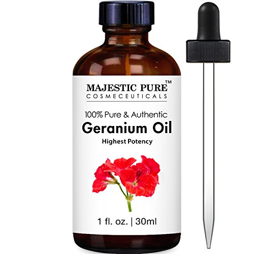 Geranium Essential Oil, 1 Fluid Ounce