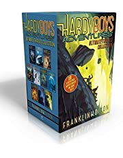 Hardy Boys Adventures Ultimate Thrills Collection: Secret of the Red Arrow; Mystery of the Phantom Heist; The Vanishing Game; Into Thin Air; Peril at ... of the Ancient Emerald; Tunnel of Secrets