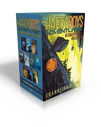 Hardy Boys Adventures Ultimate Thrills Collection: Secret of the Red Arrow; Mystery of the Phantom Heist; The Vanishing Game; Into Thin Air; Peril at ... of the Ancient Emerald; Tunnel of Secrets by Aladdin Paperbacks