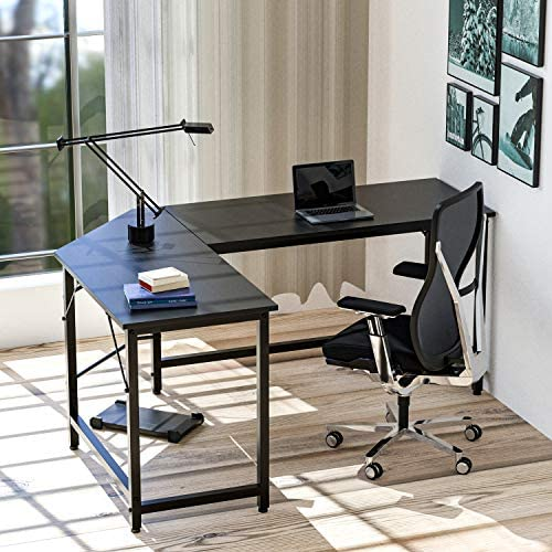 L-Shaped Desks Modern Office Desk