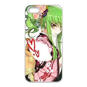 Code Geass iPhone 4 4s Cell Phone Case White PhoneAccessory LSX_909464
