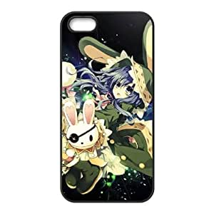 Date A Live Date A Live iPhone 5 5s Cell Phone Case Black DIY Gift pxf005-3600179