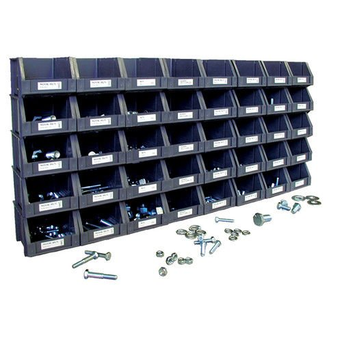 ATD Tools 343 748-Piece SAE Nut and Bolt Assortment by Advanced Tool Design