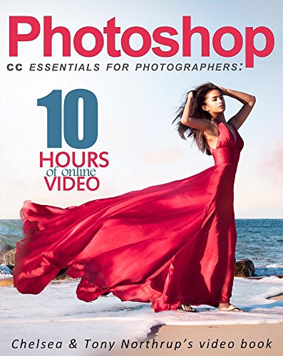 This video book will quickly teach you what every photographer needs to know about Photoshop CC, including: Removing blemishes and distractions Creating amazing, natural-looking portraits Changing the color of clothing and hair Changing the shape of ...